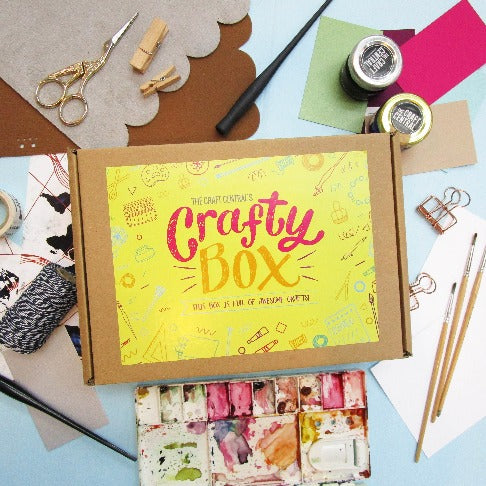 Journal Crafty Box