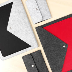 Felt Multi Purpose Laptop Envelope