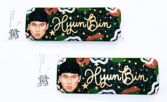 PLT HYUN BIN REC BUTTON PIN