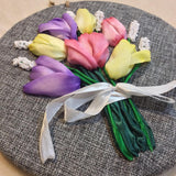 Online Workshop: Ribbon Embroidery - The Craft Central