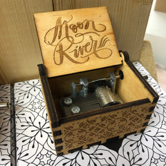 Moon River Music Box