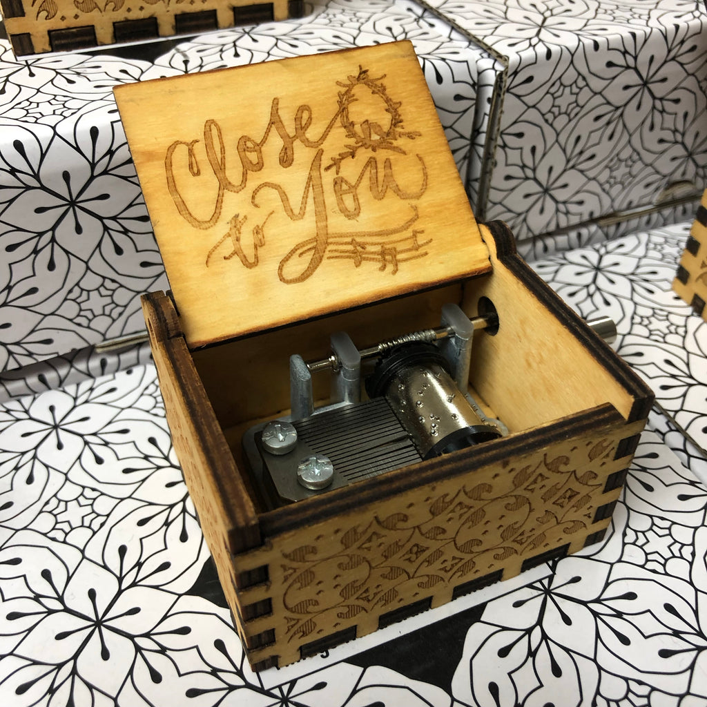 Close to You Music Box