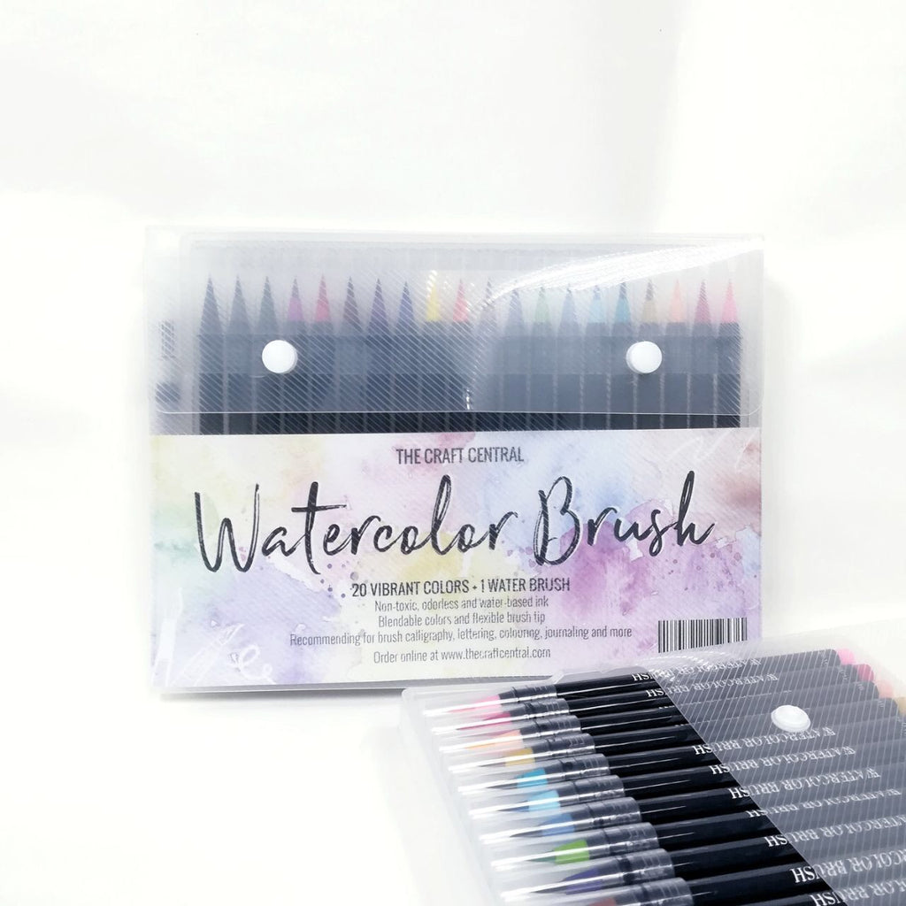 TCC Watercolor Brush Set