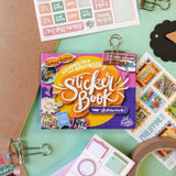 Ink Scribbler Sticker Book
