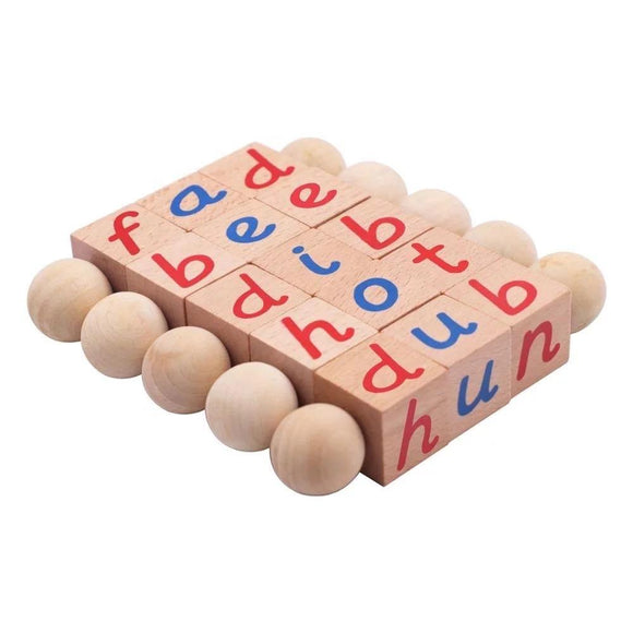 3 Letter Words Cylinder Puzzle