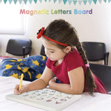2in1 Alphabet Magnetic Tracing Pad