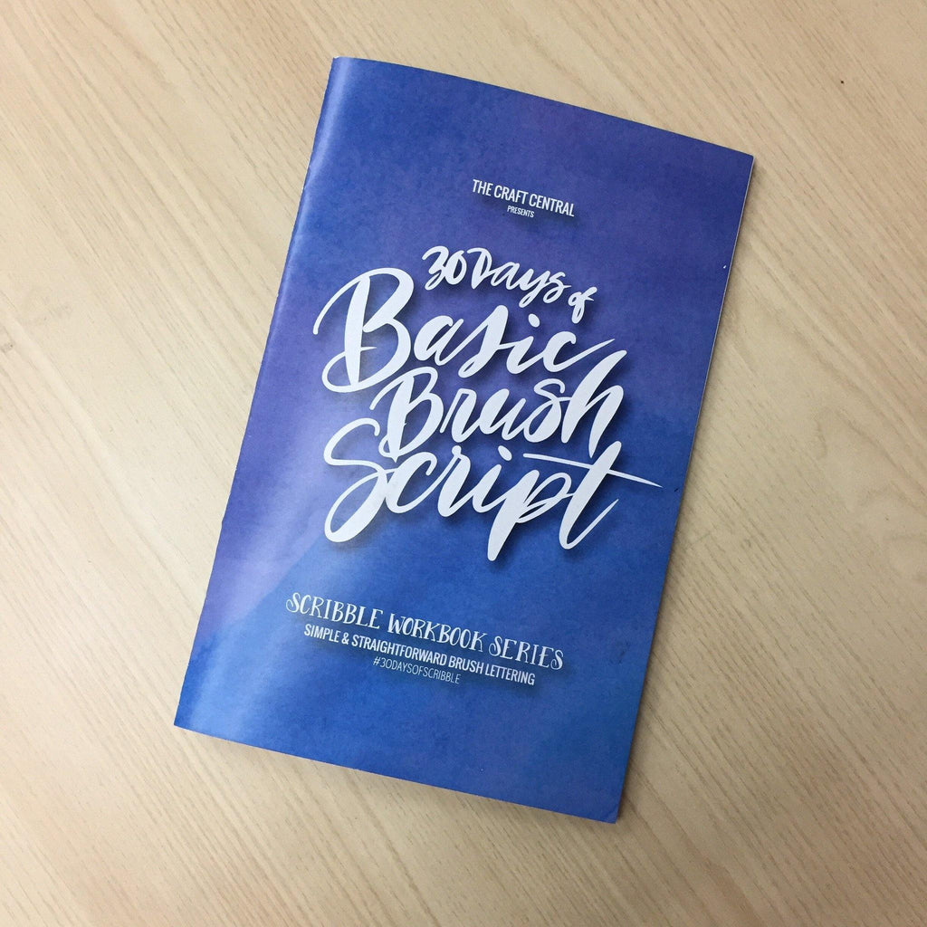 Basic Brush Script Workbook