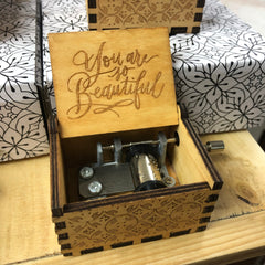 You are So Beautiful Music Box