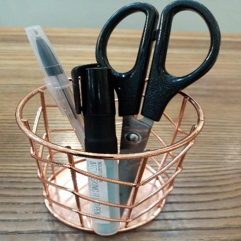 AMV CHEVRON PEN HOLDER - The Craft Central