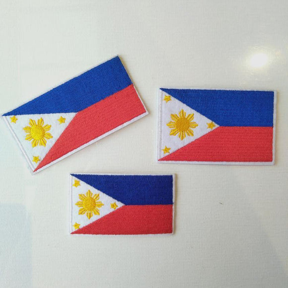 TCC Philippine Flag Patches