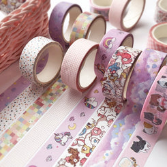 Designing Washi Tapes
