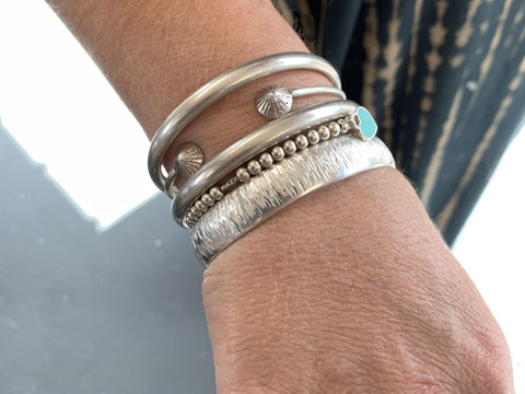 Silver Bangle Making Workshop | Pod Jewellery