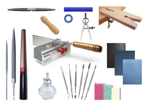 Ultimate Lost Wax Jewellery Tool Kit - Jewellery making tools