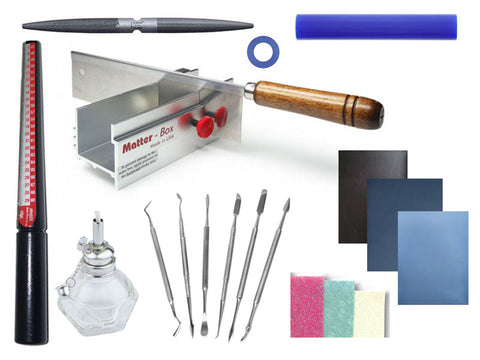 Ultimate Lost Wax Jewellery Tool Kit (minus Premium Jewellery Kit Tools)
