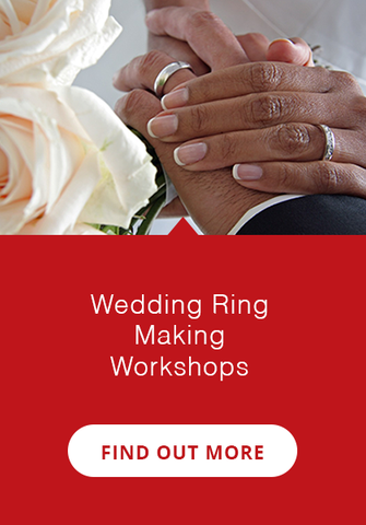 Wedding Ring Making Workshops | Jewellery Making Courses | Pod Jewellery