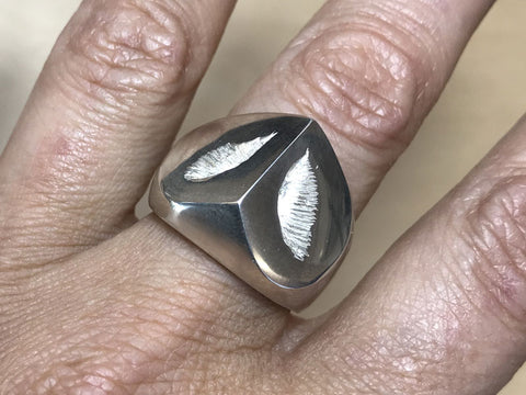 Lost Wax Ring Carving Workshop - Pod Jewellery