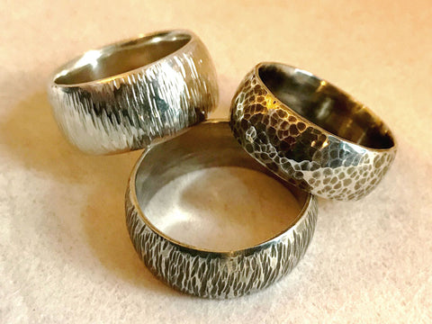 Silver Ring Making Workshop Pod Jewellery