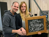 Bring Your Own Gold Wedding Ring Workshop - $1450