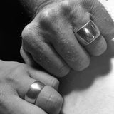 Couples Private Formed and Forged One Day Wedding Ring Making Workshop - $600 balance payment