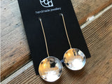 Half Day Silver Earring Making Workshop - Pod Jewellery