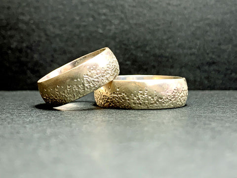 Rings made in Intensive Beginners Jewellery Short Course | Jewellery Making Course
