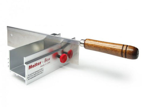Wax Mitre Box and Saw | Jewellery Tools | Pod Jewellery
