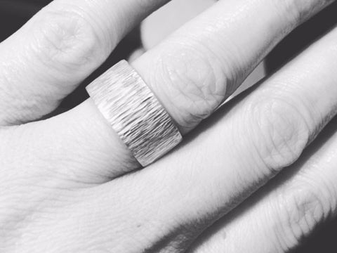 Sterling Silver Ring Making Workshop - $250