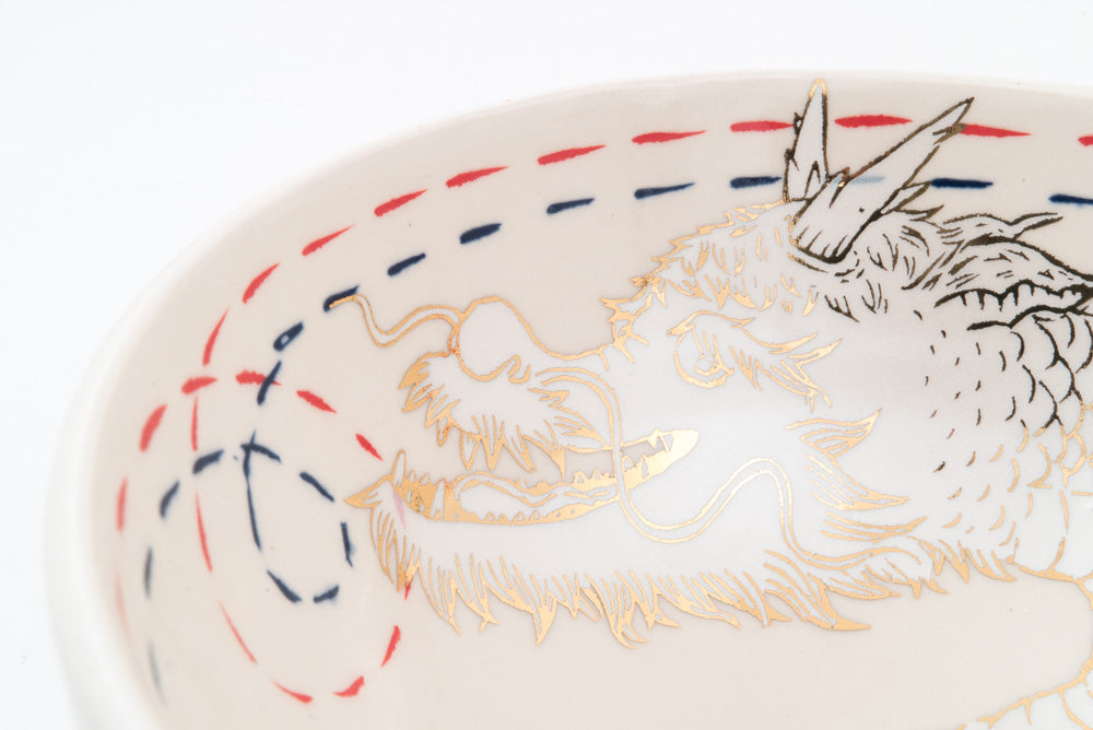 Dragon Ramen Bowl (b-819)