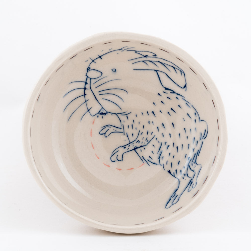 Rabbit Bowl (b-860)