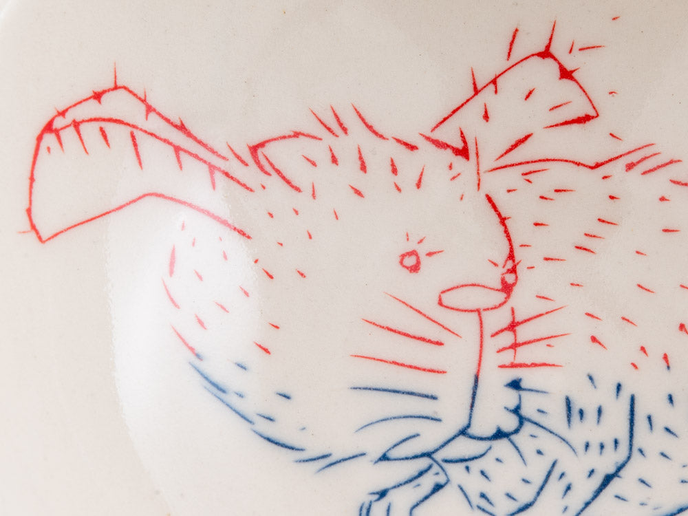Rabbit Bowl (b-862)