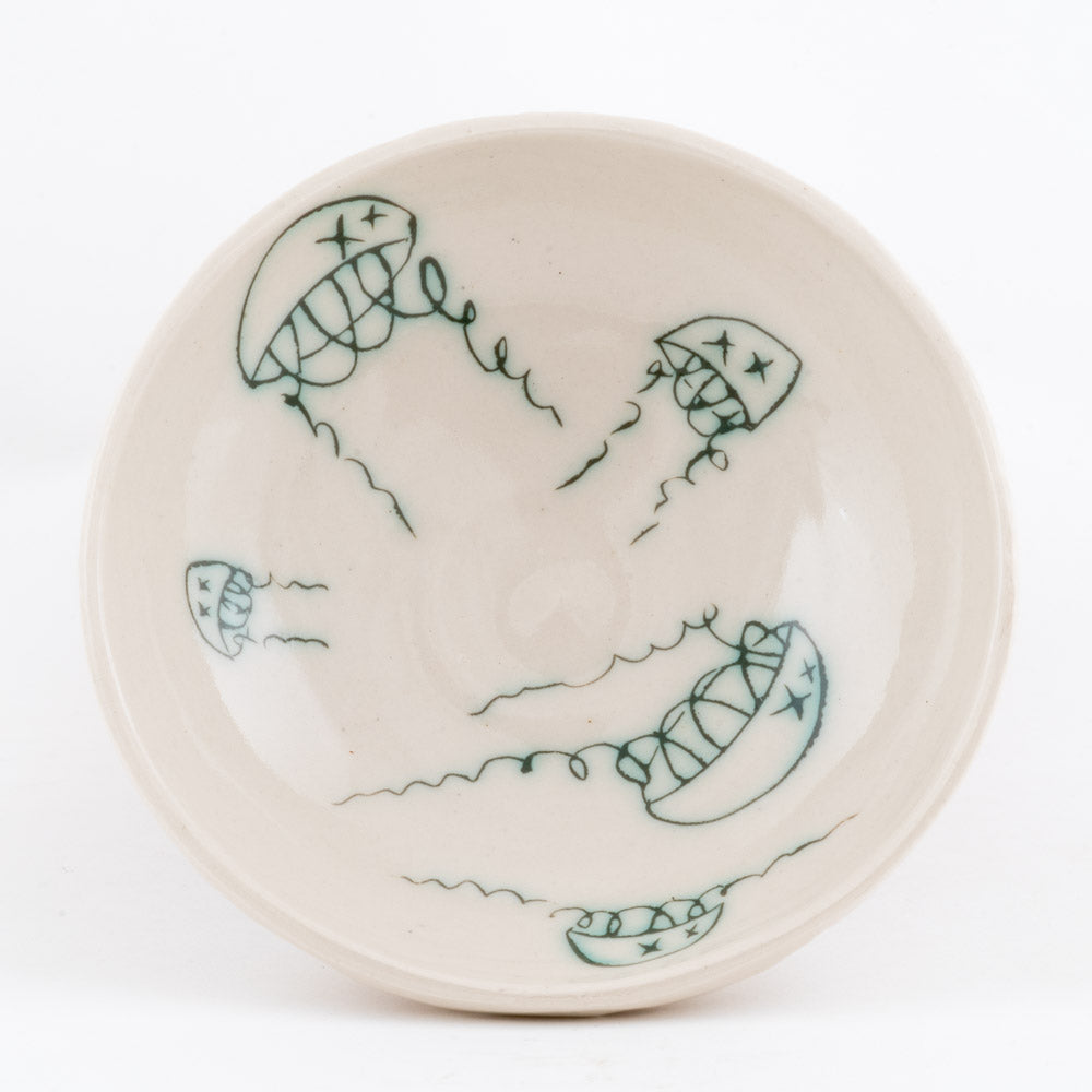 Jellyfish Bowl (b-863)