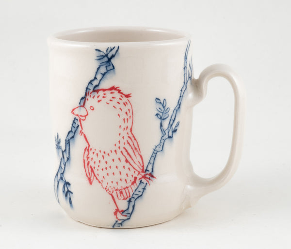 Bird on Branch Cup (c-2332) 14 fl oz