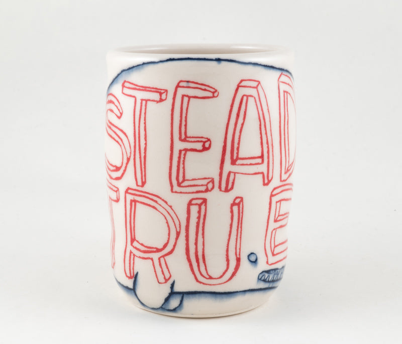 Steady True Whale Cup (c-2343) 18 fl oz