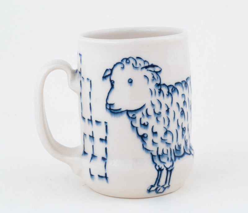 Sheep Cup (c-2361) 12 fl oz