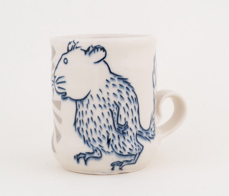 Squirrel with Magical Acorn Cup (c-2368) 10 fl oz