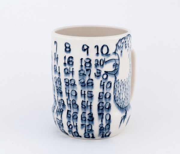 Multiplication Bird Cup (c-2395) 13 fl oz