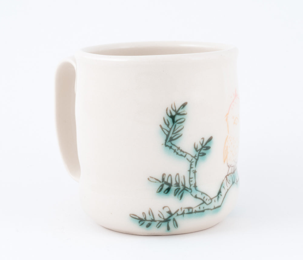 Birds on a Branch Cup (c-2432) 13 fl oz