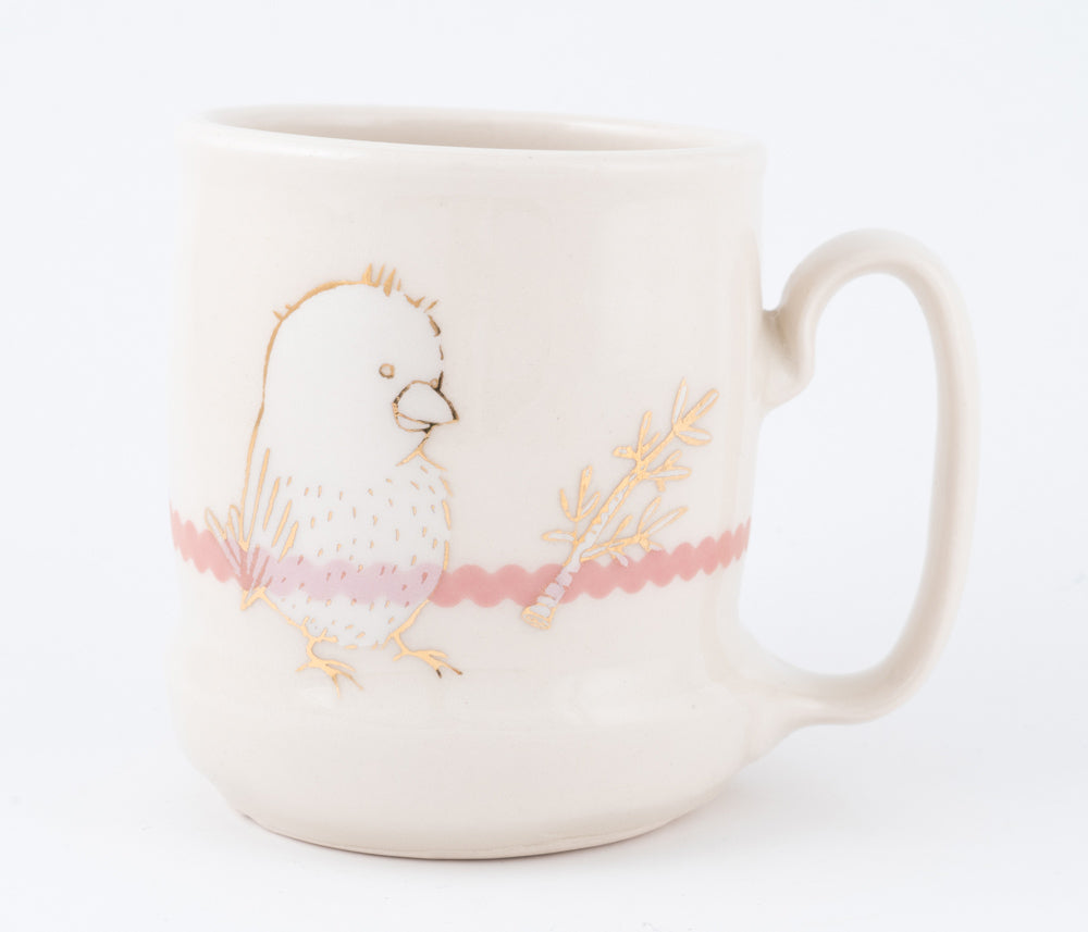 Bird and Branch Cup (c-2448) 16 fl oz