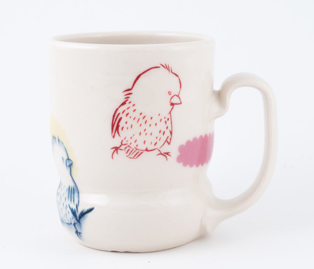Birds Cup (c-2451) 15 fl oz