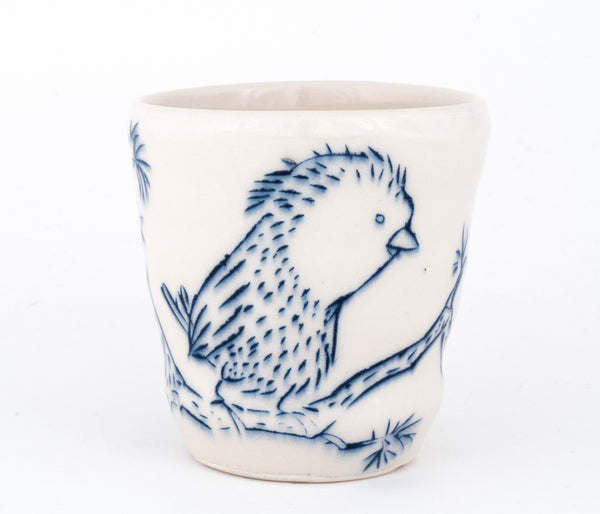 Birds on a Branch Tumbler (c-2459) 12 fl oz