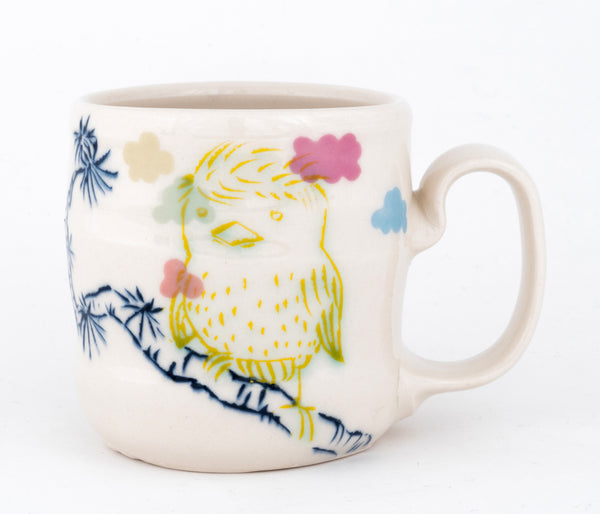 Bird on Branch Cup (c-2487) 9 fl oz