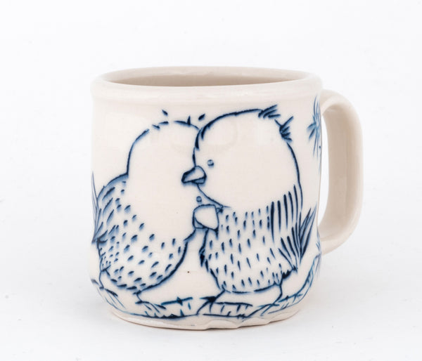Love Birds Cup (c-2488) 9 fl oz