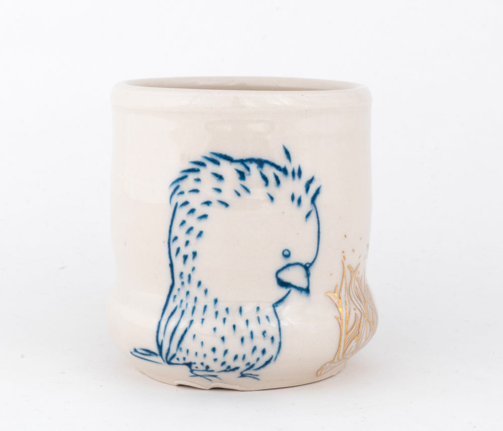Bird and Rabbit Campfire Cup (c-2507) 16 fl oz