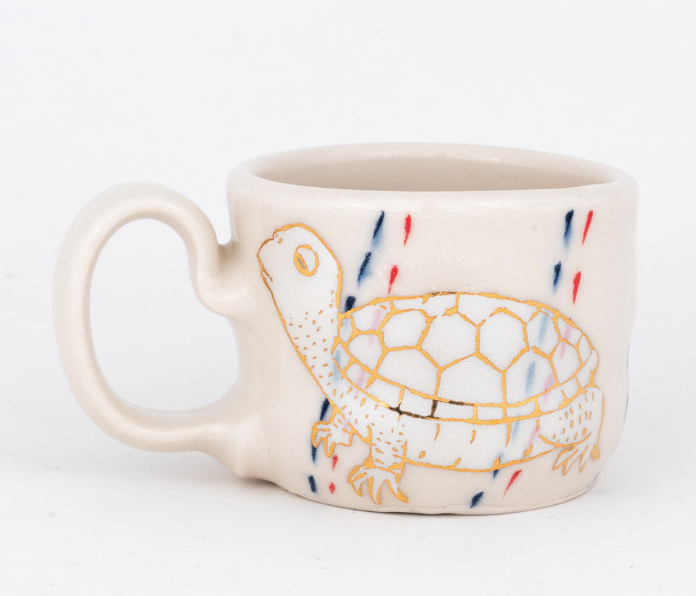 Turtle and Branch Espresso Cup (c-2541) 5 fl oz