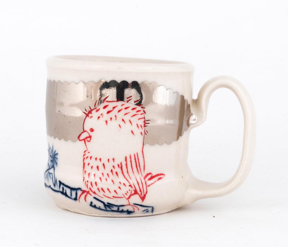 Birds on a Branch Cup (c-2544) 9 fl oz
