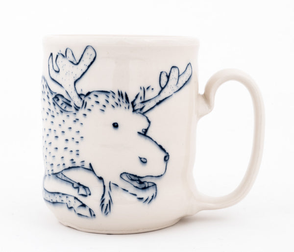 Moose Cup  (c-2573) 13 fl oz