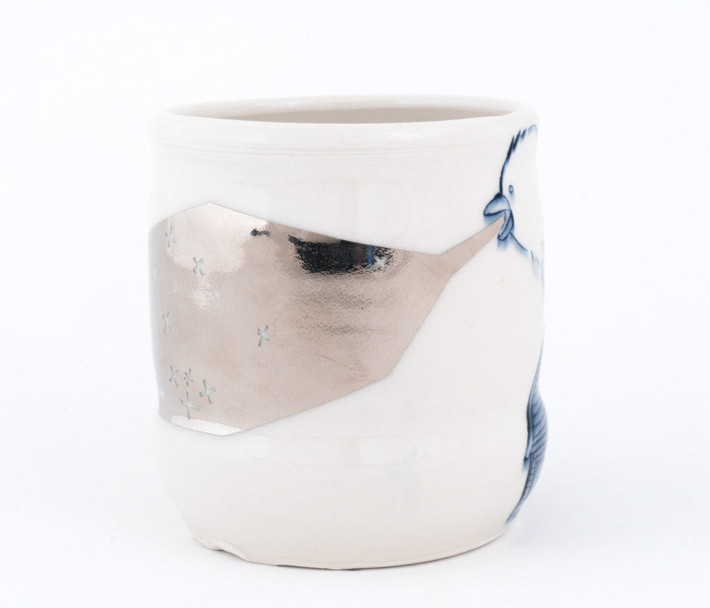 Bird on a Roof Cup (c-2587) 16 fl oz