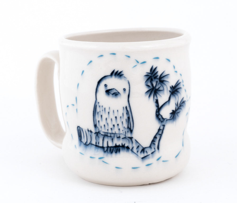 Bear and Bird Cup (c-2604) 14 fl oz