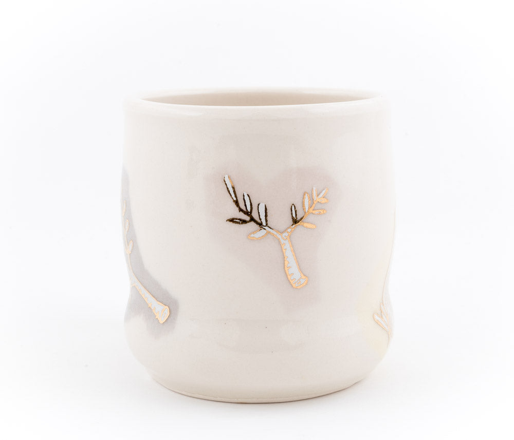 Bird with Branches Cup (c-2664) 15 fl oz