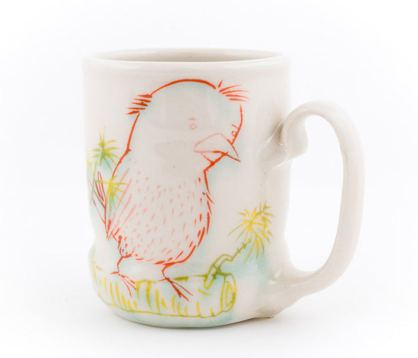Birds on Branches Cup (c-2669) 14 fl oz